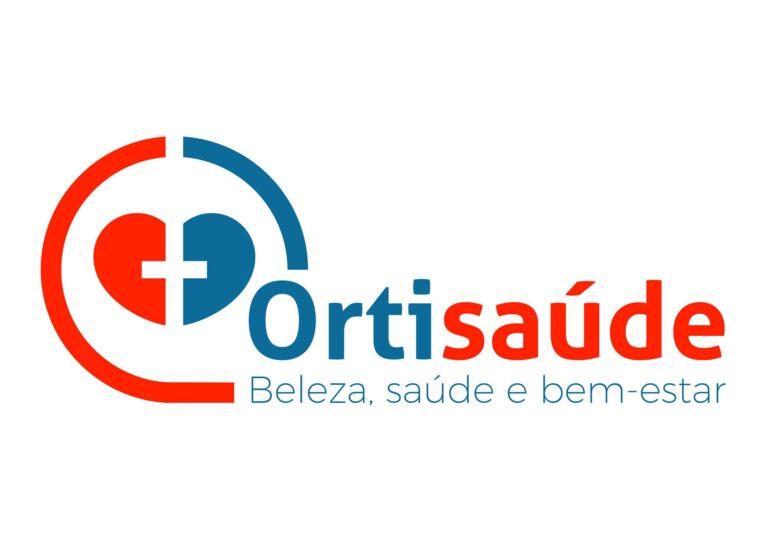 Logotipo - Ortisaude, Saúde e bem estar